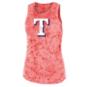 Texas Rangers 5th & Ocean Womens Mineral Dye Jersey Tank