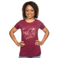 Texas State Bobcats Blue 84 Tee