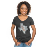 UTSA Roadrunners 47 V-Neck Scrum Tee