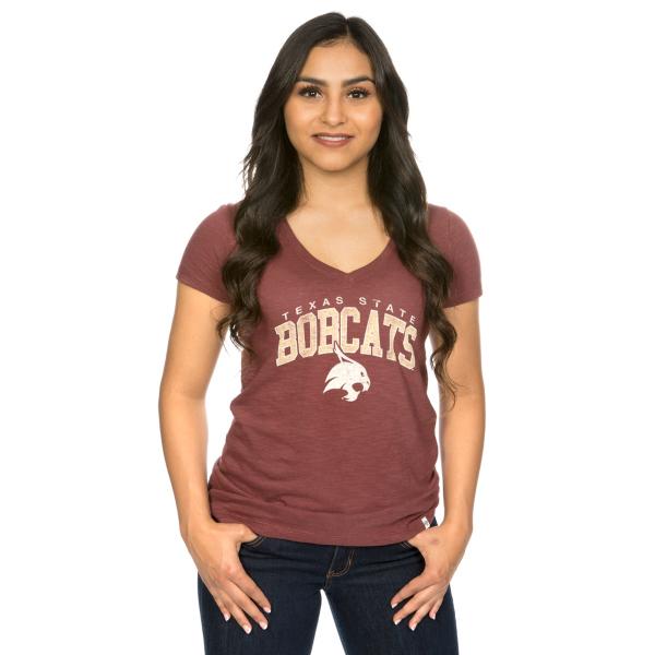 Texas State Bobcats 47 Scrum Tee