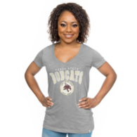Texas State Bobcats 47 V-Neck Scrum Tee