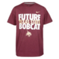 Texas State Bobcats Nike Youth Maroon Tee