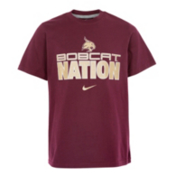 Texas State Bobcats Nike Youth Short Sleeve Tee