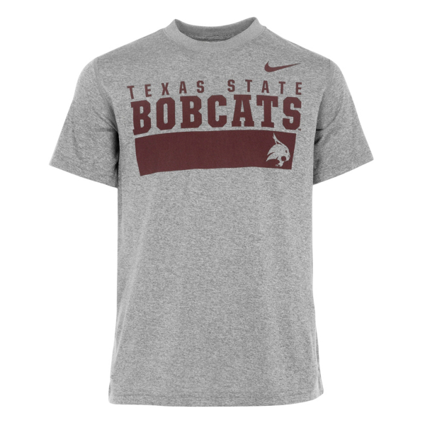 Texas State Bobcats Youth Dri-Fit Tee
