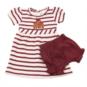 Texas State Bobcats Infant Stripe Dress