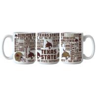 Texas State Bobcats Spirit Mug
