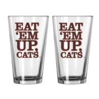 Texas State Bobcats 16oz Slogan Pint
