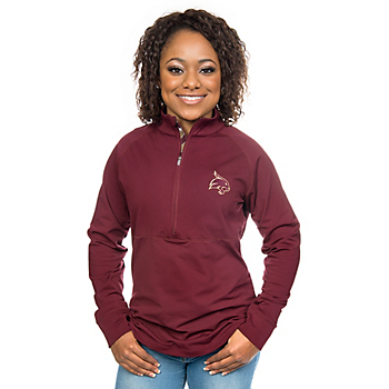 Texas State Bobcats Levelwear Womens Harmony Pullover