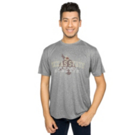 Texas State Bobcats J America Shine Through Performance Tee