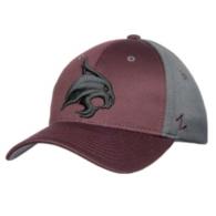 Texas State Bobcats Zepyr Monsoon Flex Fit Cap