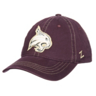 Texas State Bobcats Zephyr Quad Slouch Cap