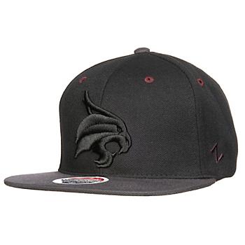 Texas State Bobcats Zephyr Z11 Blackout Snapback Cap