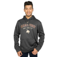 Texas State Bobcats Nike Arched KO Pullover Hoody