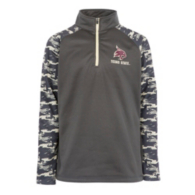 Texas State Bobcats Youth Oil Slick 1/4 Zip Jacket