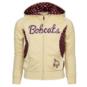 Texas State Bobcats Girls Polka Poly Fleece Jacket