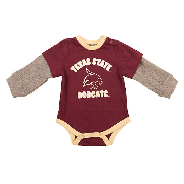 Kids Texas State Bobcats Ncaa Fans United