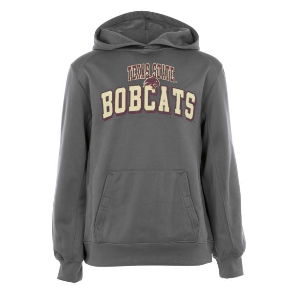 Texas State Bobcats Badger Youth Fleece Hoody