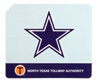 Dallas Cowboys NTTA Limited Edition TollTag