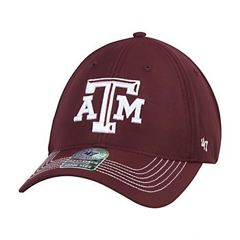 Texas A&M Aggies 47 Gametime Closer Cap
