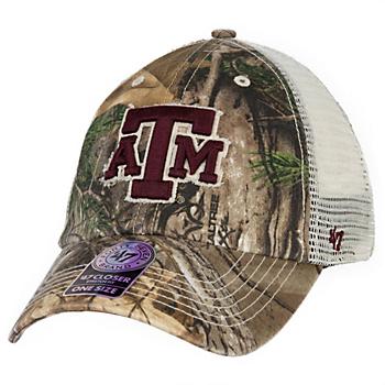 Texas A&M Aggies 47 Huntsman Closer Cap