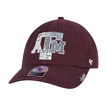 Texas A&M Aggies 47 Womens Sparkle Cap