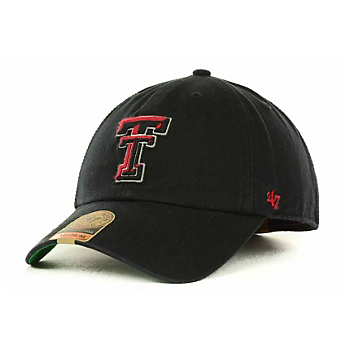 100% authentic e4eb2 551a3 Texas Tech Red Raiders 47 Franchise Cap