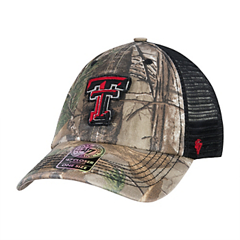 Texas Tech Red Raiders 47 Huntsman Closer Cap