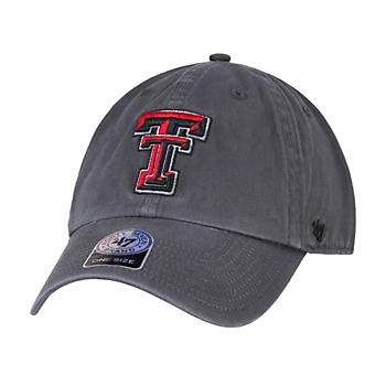 Texas Tech Red Raiders 47 Clean Up Cap