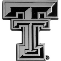 Texas Tech Red Raiders Freeform Emblem