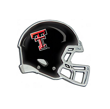 Texas Tech Red Raiders Helmet Emblem