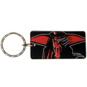 Texas Tech Red Raiders Mega Keychain