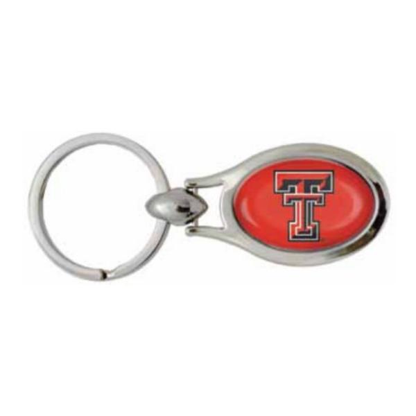 Texas Tech Red Raiders Teardrop Keychain