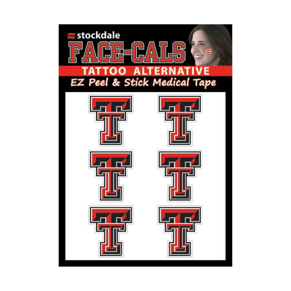 Texas Tech Red Raiders 4x5 Mini Cals