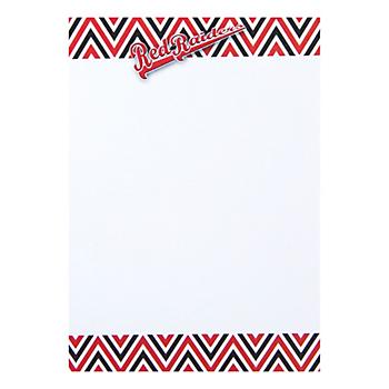 Texas Tech Red Raiders 5x7 Note Pad