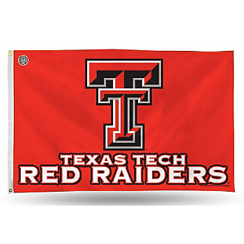 Texas Tech Red Raiders 3x5 Banner Flag
