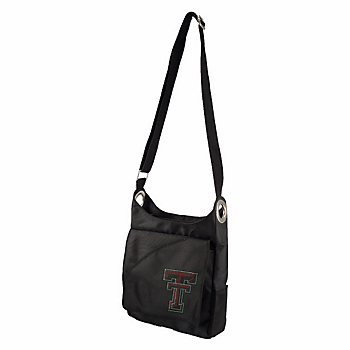 Texas Tech Red Raiders Noir Color Sheen Cross Body