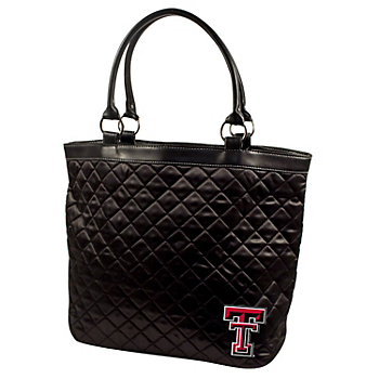 Texas Tech Red Raiders Quilted Tote