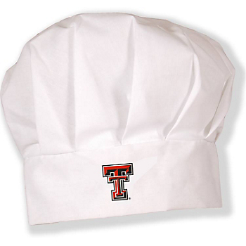 Texas Tech Red Raiders Adult Chef's Hat