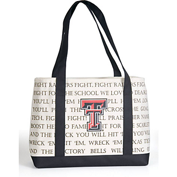 Texas Tech Red Raiders Fight Song Cooler