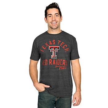 Texas Tech Red Raiders GIII Overtime Tee