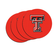 Texas Tech Red Raiders Car Coasters