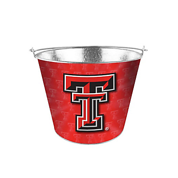 Texas Tech Red Raiders Full Wrap Bucket