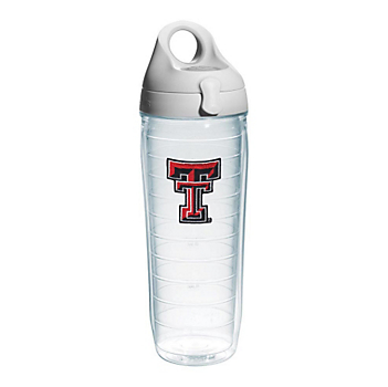 Texas Tech Red Raiders Tervis Water Bottle