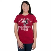 Texas Tech Red Raiders Retro Vintage Crew