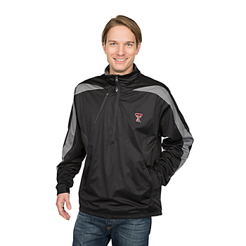 Texas Tech Red Raiders Antigua Discover Pullover