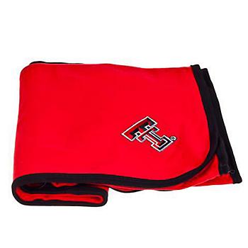 Texas Tech Red Raiders Baby Blanket