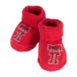 Texas Tech Red Raiders Baby Booties