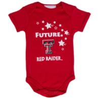 Texas Tech Red Raiders Infant Lap Shoulder Onesie