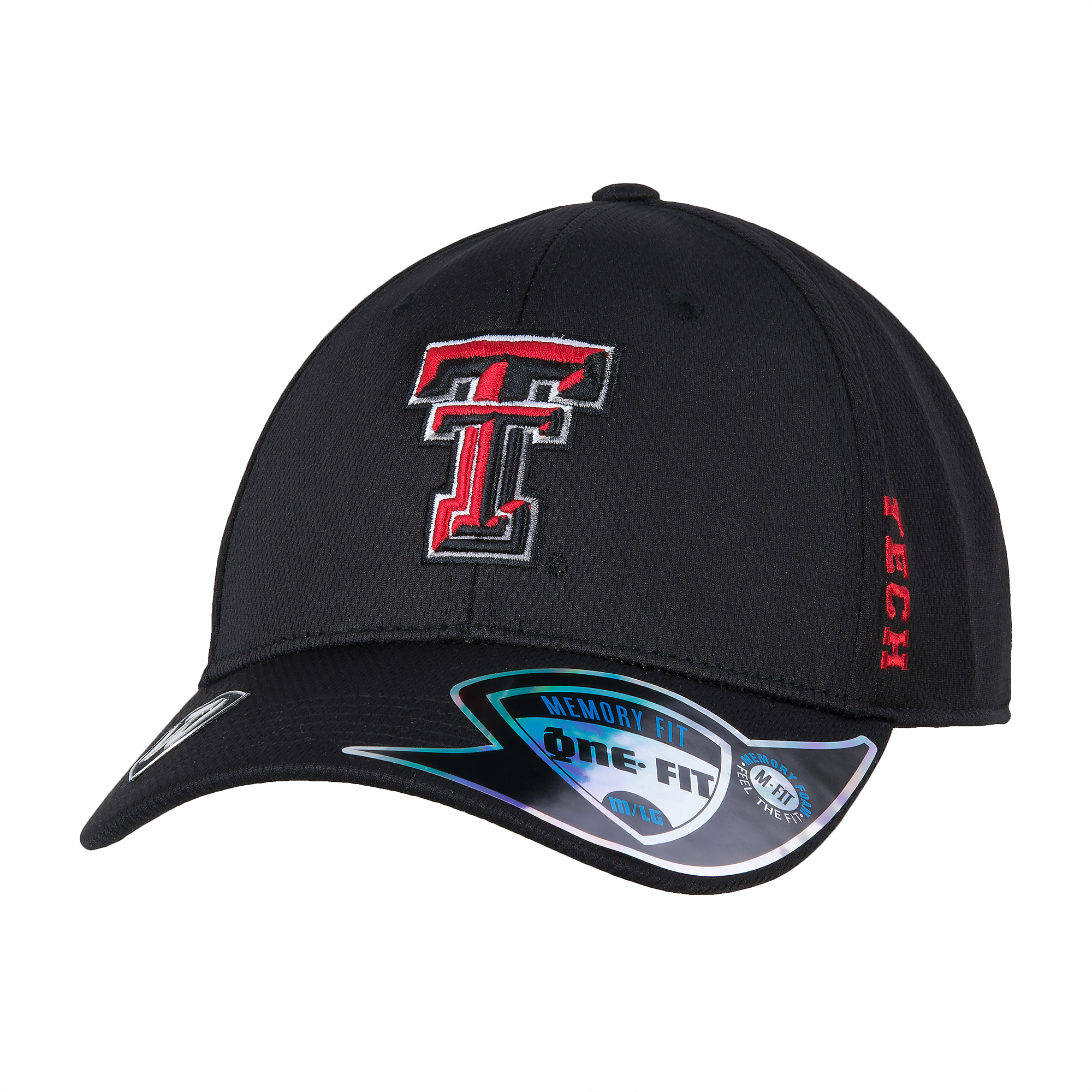 Texas Tech Red Raiders Top Of The World Booster Cap