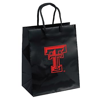 Texas Tech Red Raiders Crystal Gift Bag